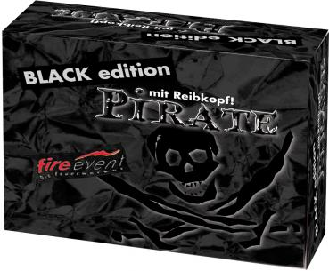 Pirat Black Edition, 50er Packung