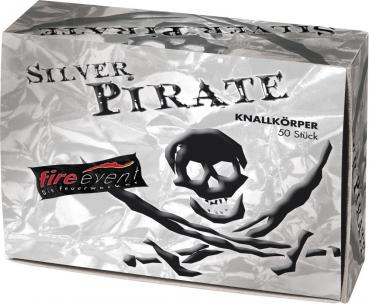 Silver Pirate, 50er Packung